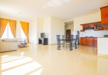 Serviced Apartment for Rent in Toul Kork - There Bedrooms