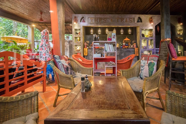 Restaurant Business For Sale - Slor Kram, Siem Reap