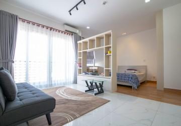 7th Floor Studio Apartment For Sale - PS Crystal, Phnom Penh