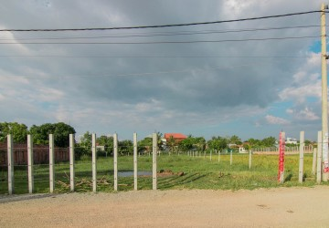 1,650 sq.m. Land For Sale - Sala Kamreuk, Siem Reap