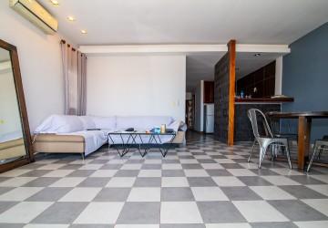 2 Bedroom Apartment For Rent - Toul Kork, Phnom Penh