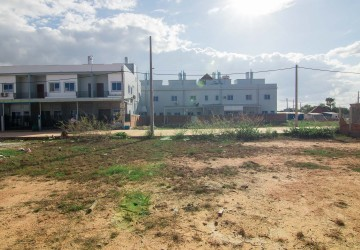 137 Sqm Land For Sale - Sombour, Siem Reap