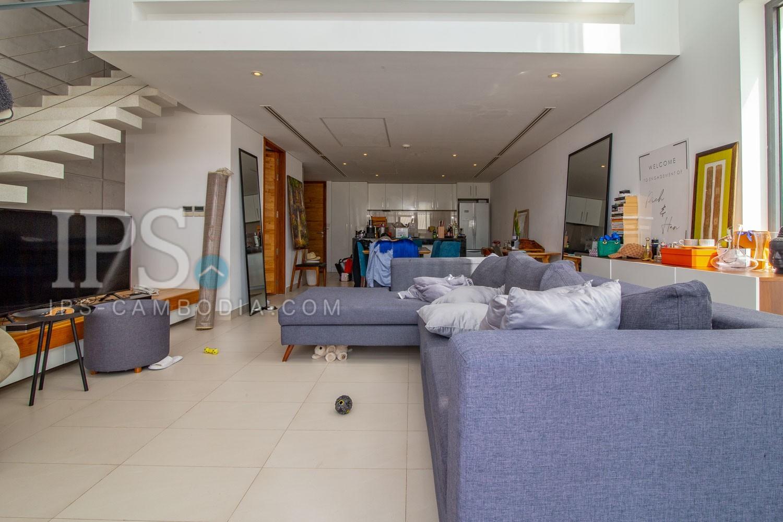 2 Bedroom Duplex Apartment For Sale - Daun Penh, Phnom Penh