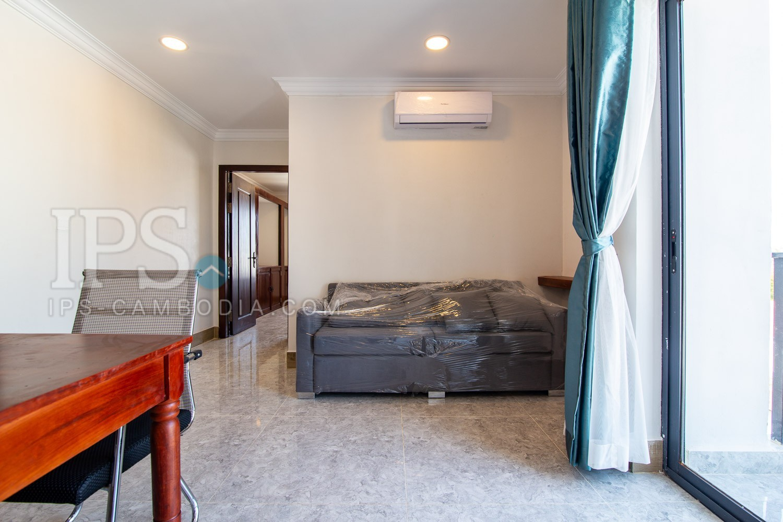 1 Bedroom Service Apartment  For Rent - Daun Penh, Phnom Penh