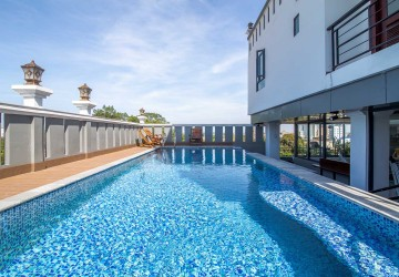 1 Bedroom Service Apartment  For Rent - Daun Penh, Phnom Penh thumbnail