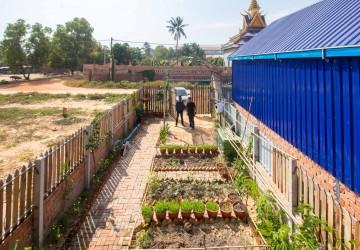 1 BedRoom  Wooden Villa For Sale - Sala Kamreuk, Siem Reap thumbnail
