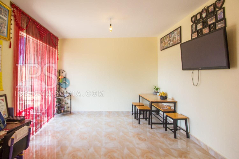 1 BedRoom  Wooden Villa For Sale - Sala Kamreuk, Siem Reap