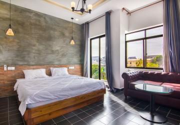 Studio Room Apartment For Rent - Slor Kram, Siem Reap