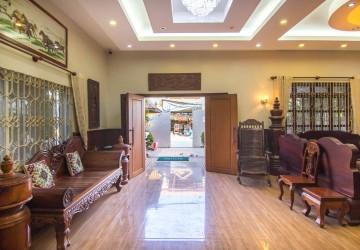 11 Bedroom Guesthouse For Rent - Kouk Chak, Siem Reap