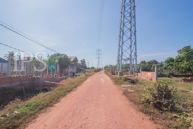 2,465 Sqm Land For Sale - Chreav, Siem Reap