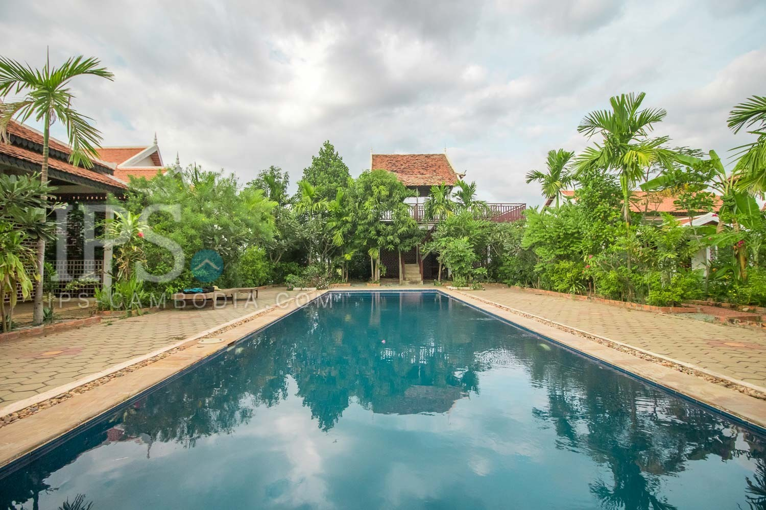 8 Bedroom Countryside Boutique For Rent - Svay Thom, Siem Reap