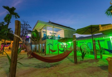 10 Room Hotel  For Rent - Svay Dangkum, Siem Reap