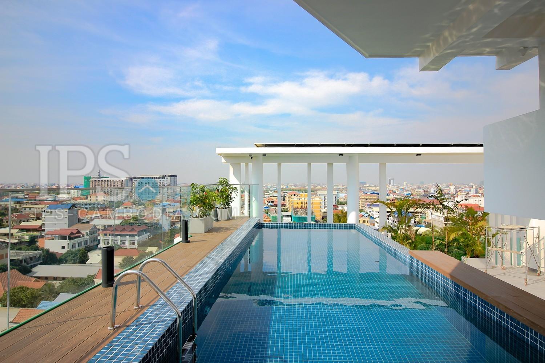 2 Bedroom Apartment For Rent - Boeung Tumpun, Phnom Penh