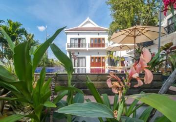 2 Bedroom Villa For Rent - Kouk Chak, Siem Reap
