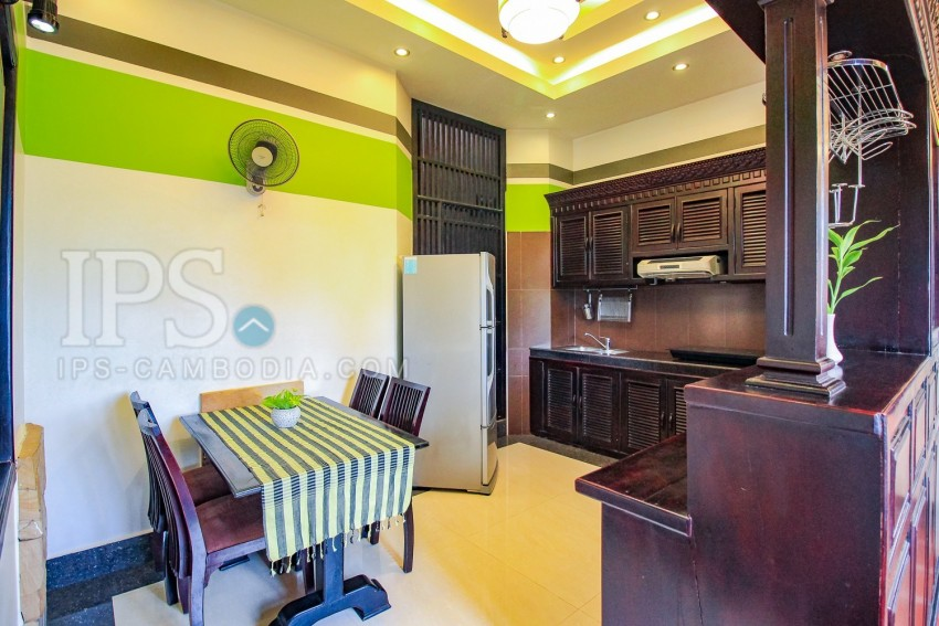 2 Bedroom Serviced Apartment For Rent - Daun Penh, Phnom Penh