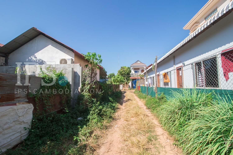 435 Sqm Land For Sale - Wat Bo, Siem Reap