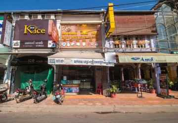 Shop House For Rent - Old Market/Pub Street, Siem Reap