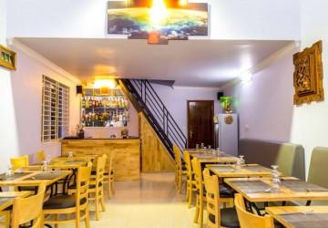 Restaurant Business  For Sale - Night Market, Siem Reap