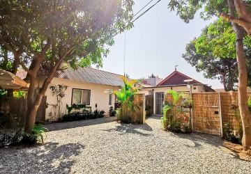 2 Bedroom House  For Rent - Sala Kamreuk, Siem Reap