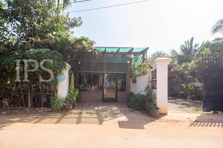 2 Bedroom House  For Sale - Sala Kamreuk, Siem Reap