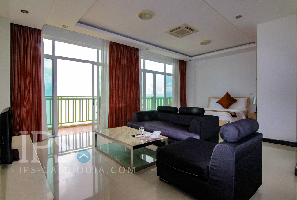 1 Bedroom Condominium Unit  For Sale - Chroy Changva thumbnail
