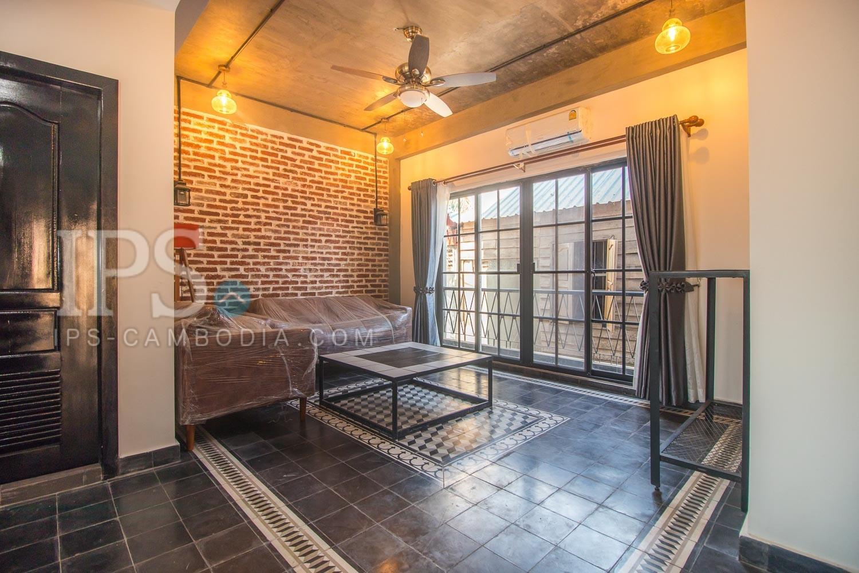 12 Unit Apartment Building For Sale - Wat Bo, Siem Reap