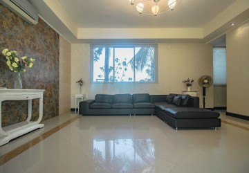 4 Bedroom Villa For Rent - Toul Kork, Phnom Penh