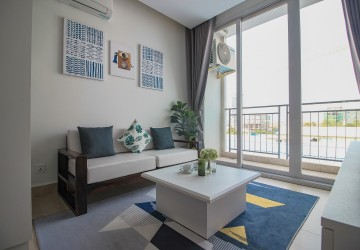 2 Bedroom Condo For Rent - Chroy Changva, Phnom Penh