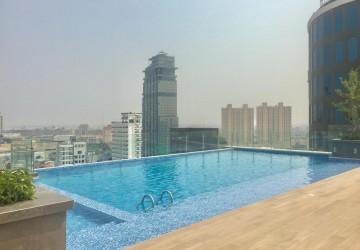 Studio Room For Rent - BKK1, Phnom Penh