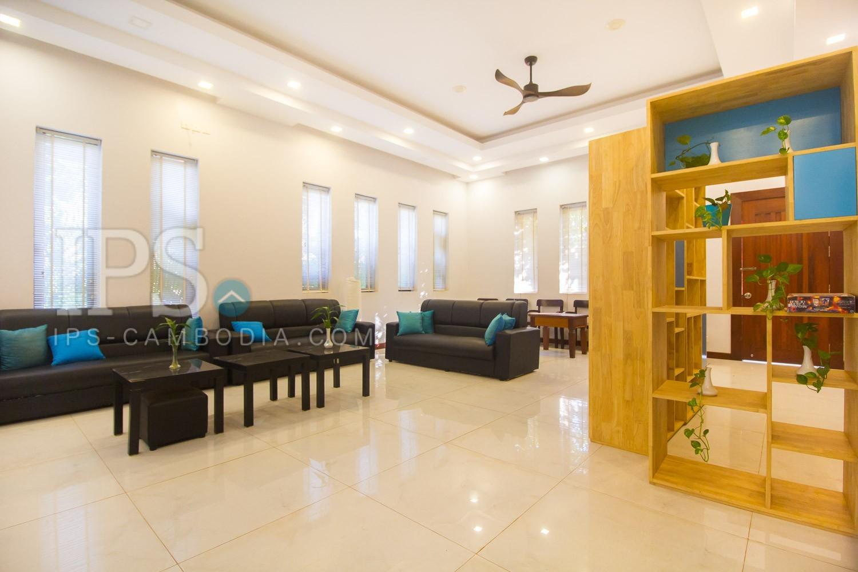 11 Room Hotel / Villa For Sale - Wat Damnak, Siem Reap