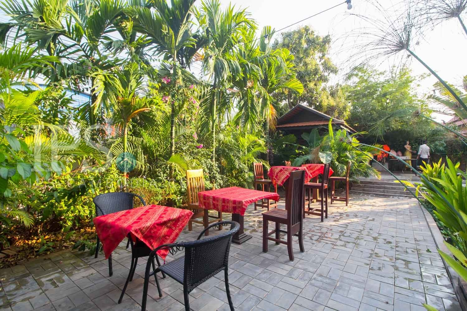 Private Residence With Pool for Lease- Wat Damnak, Siem Reap