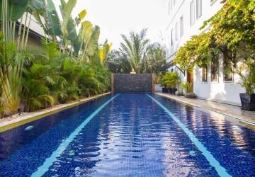11 Room Hotel Business For Sale - Wat Damnak, Siem Reap