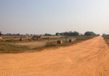 1462 Sqm Land  For Sale  - Chreav, Siem Reap
