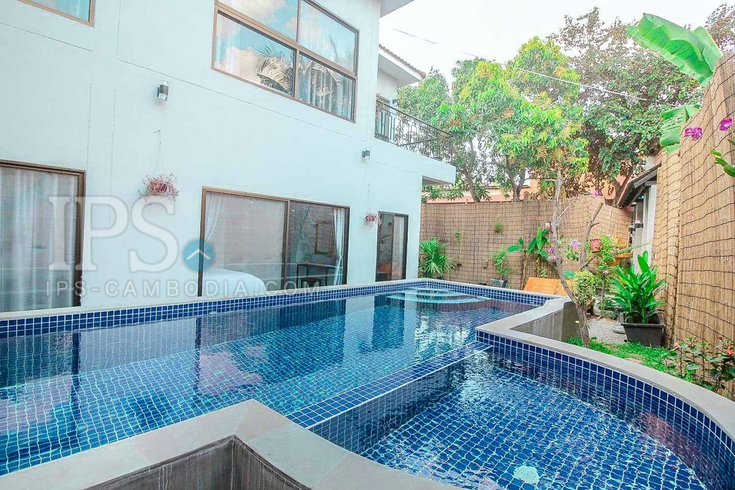 7 Bedroom Villa  For Sale - Svay Dangkum, Siem Reap