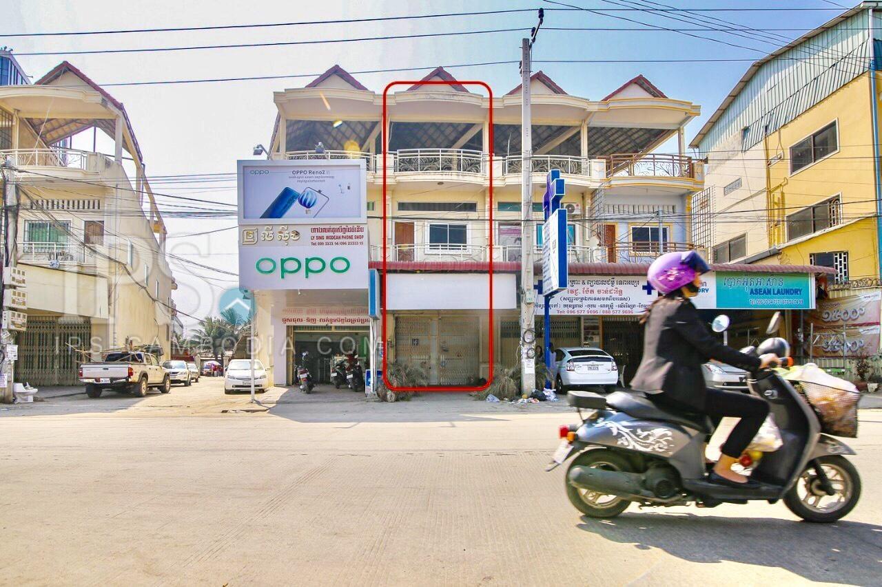 ShopHouse For Sale - Kakap, Phnom Penh