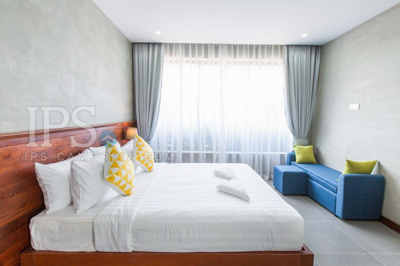 7 Bedroom Boutique Hotel  For Sale - Svay Dangkum, Siem Reap