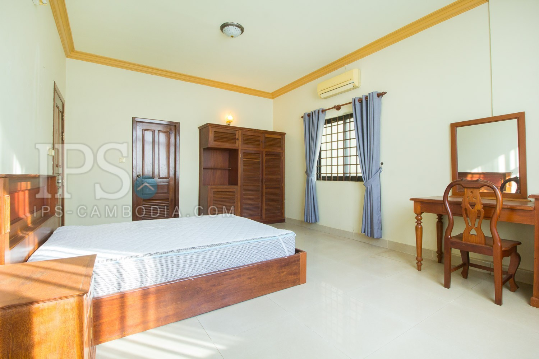 3 Bedroom Apartment For Rent - Phsar Kandal, Siem Reap