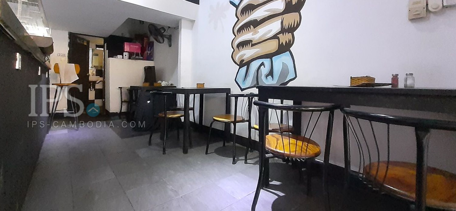 Bar and Restaurant Business For Sale - BKK1, Phnom Penh