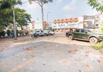 800 Sqm  Land For Rent - Slor Kram, Siem Reap