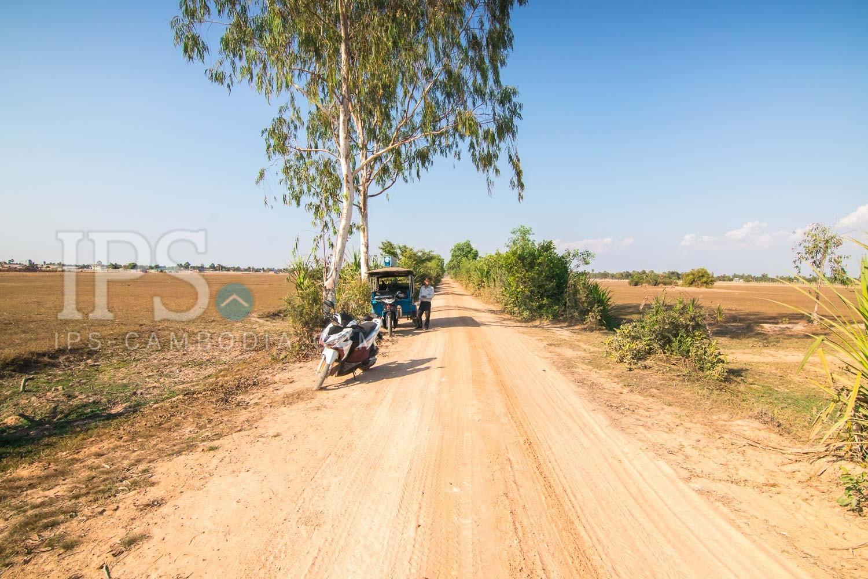 3388 Sqm Land For Sale -  Chres, Siem Reap