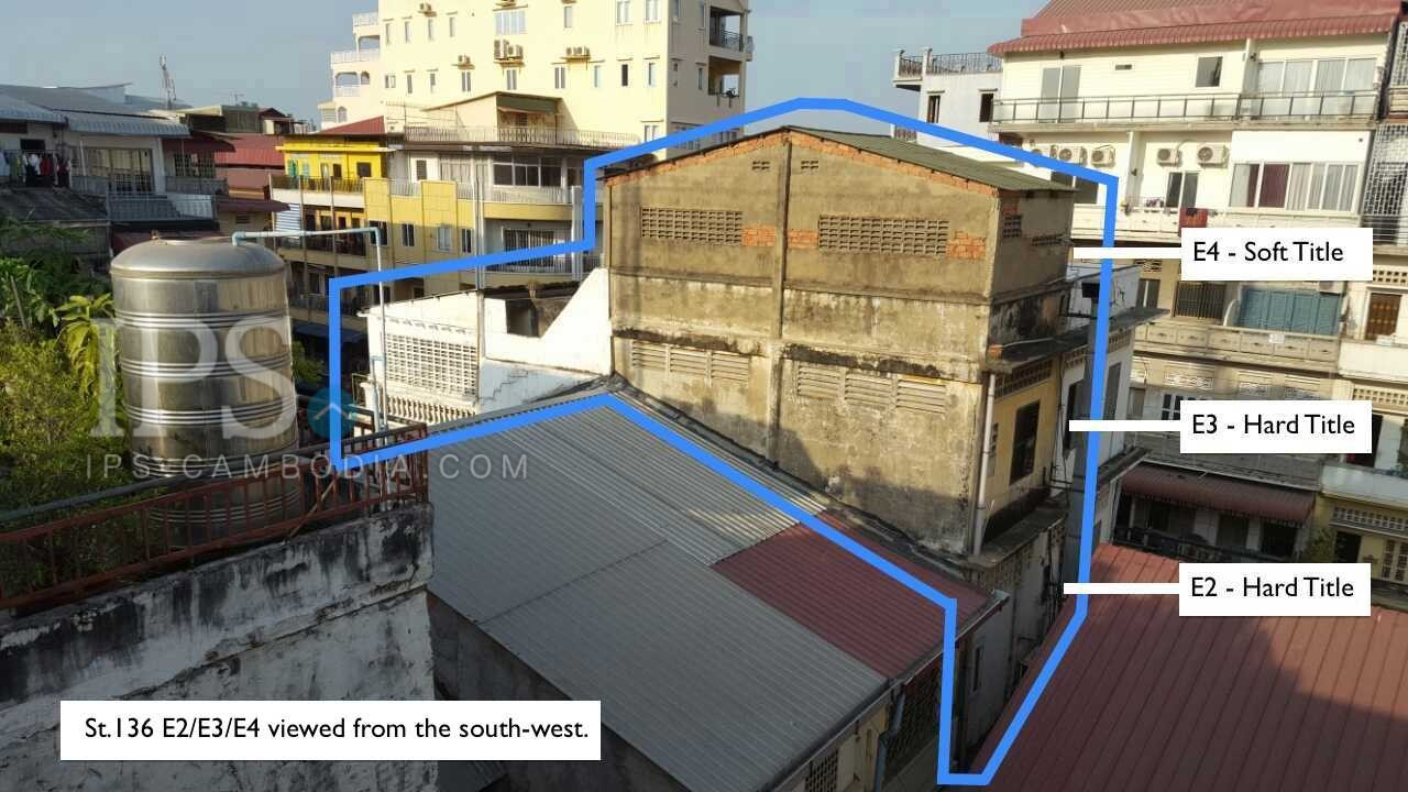 Apartment  Building For Sale - Daun Penh, Phnom Penh
