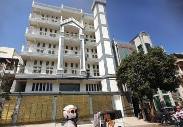 5 Storey Commercial Building For Rent - BKK3, Phnom Penh