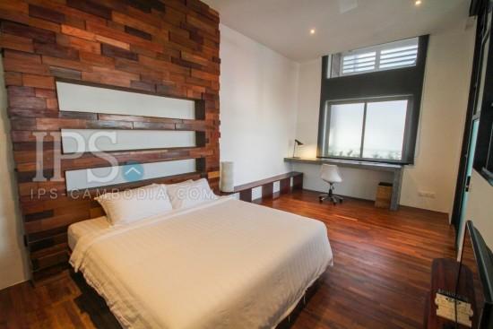 1 Bedroom Apartment For Rent - Phsar Thmei, Phnom Penh