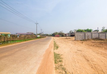 2,500 Sqm Land  For Rent - Slor Kram, Siem Reap