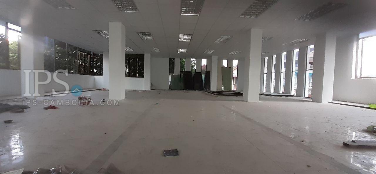 175 Sqm Commercial Space For Rent - Phsar Depou 2, Phnom Penh