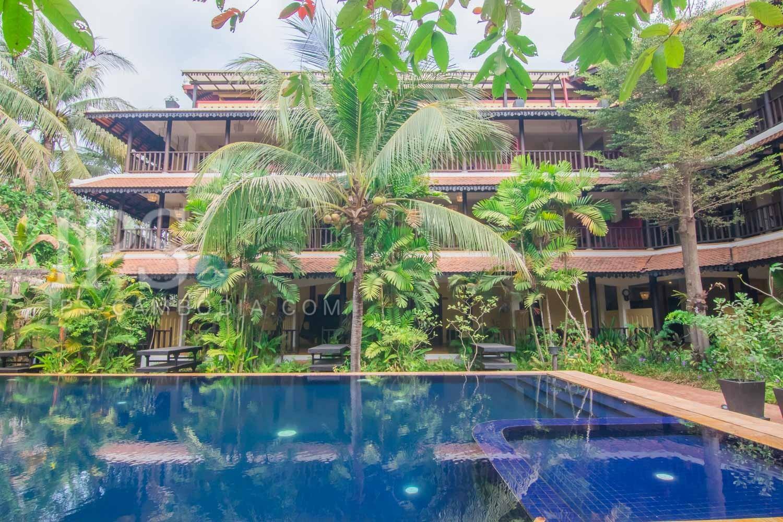 31 Room Hotel  For Rent - Kouk Chak, Siem Reap