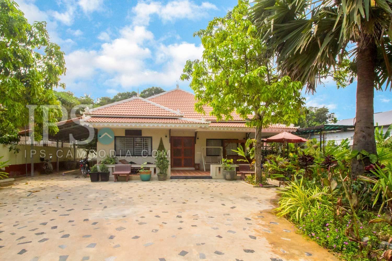 3 Bedroom Villa For Rent - Kouk Chak, Siem Reap