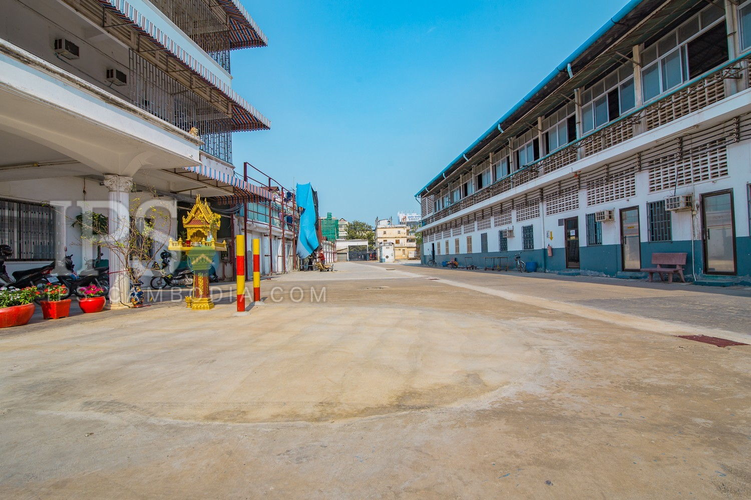 300 Sqm Warehouse For Rent - Khan Meanchey, Phnom Penh