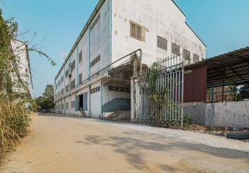 7000 Sqm Factory For Rent - Khan Meanchey, Phnom Penh