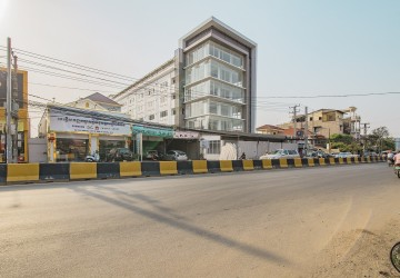 71 Sqm Commercial Office For Rent In Chak Angrea Area, Phnom Penh